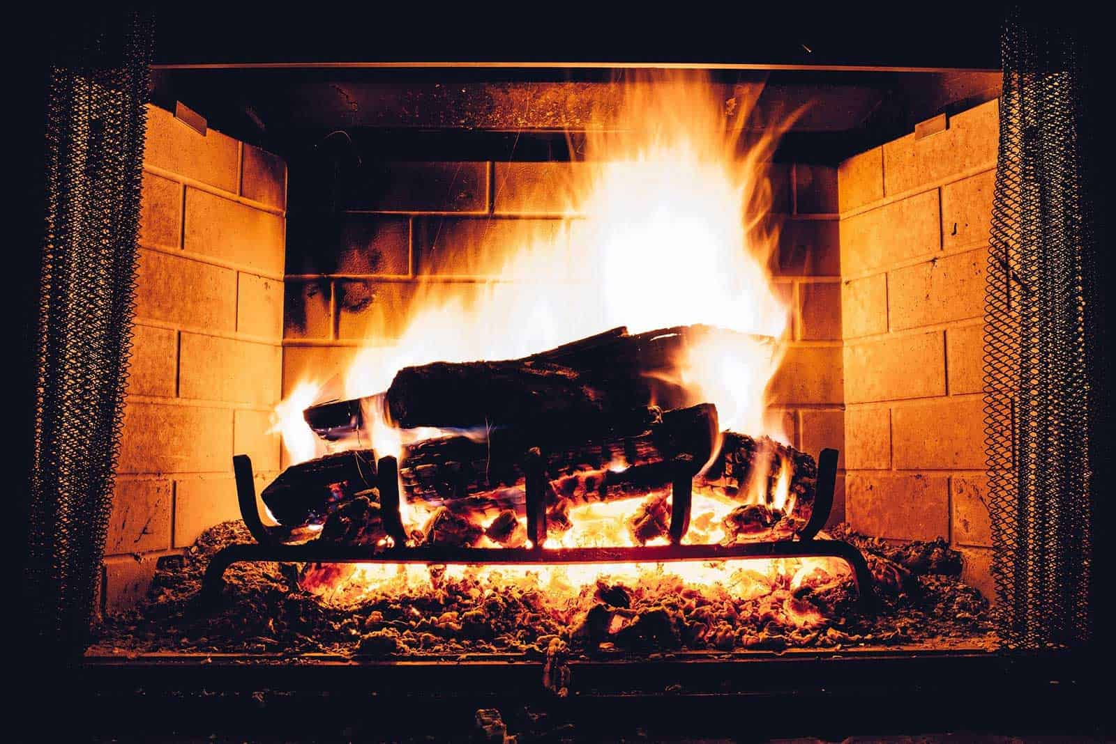 Heat Your Home Fireplace