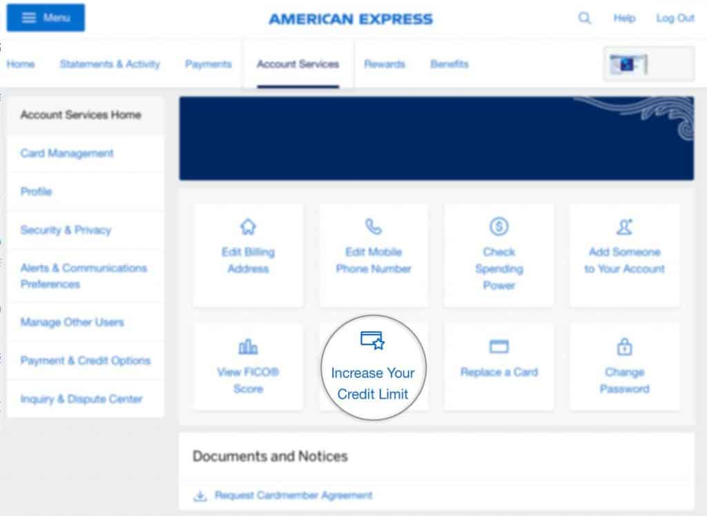 American Express CLI Account Services