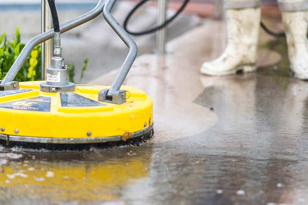 What Can Be Pressure Washed?