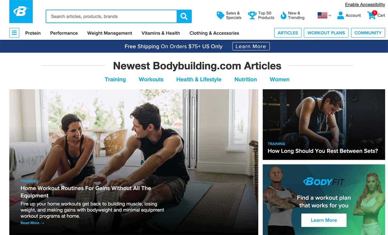 Types of Blogs That Make Money - Health and Fitness