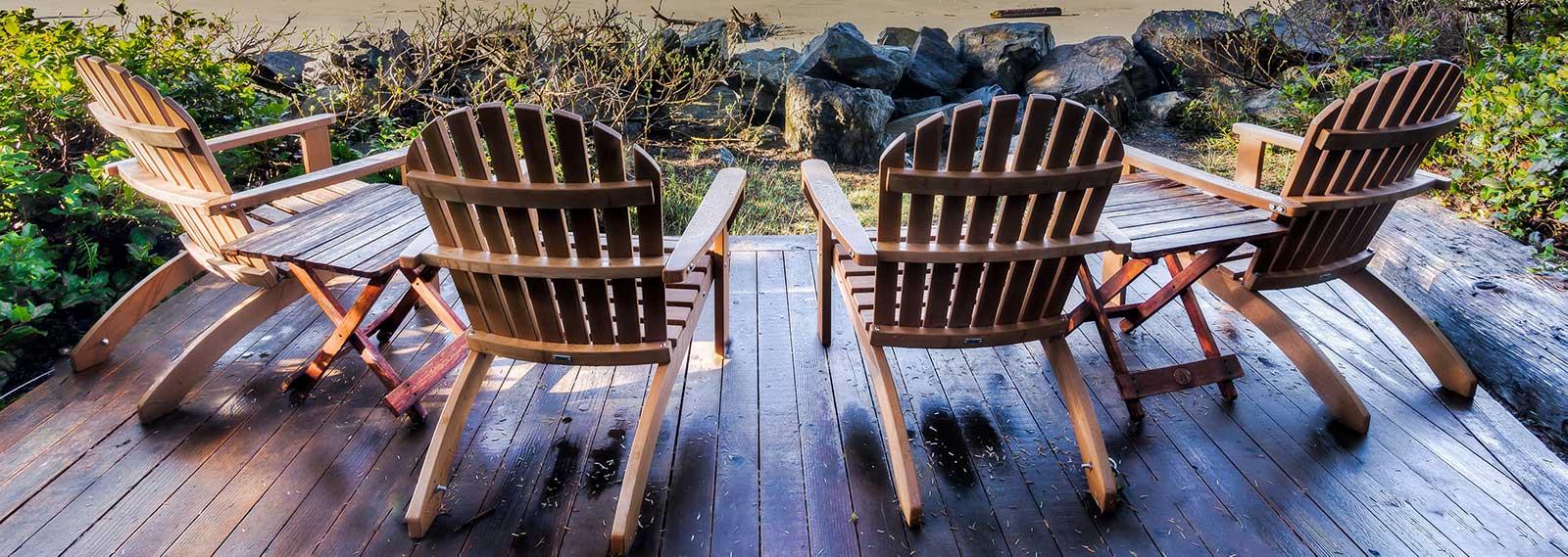Make Money Woodworking - Adirondack Chairs