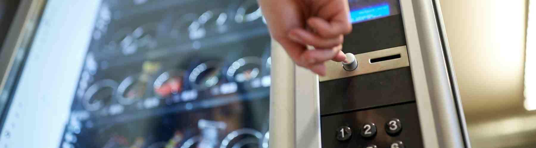 Passive Income College Students - Vending Machine