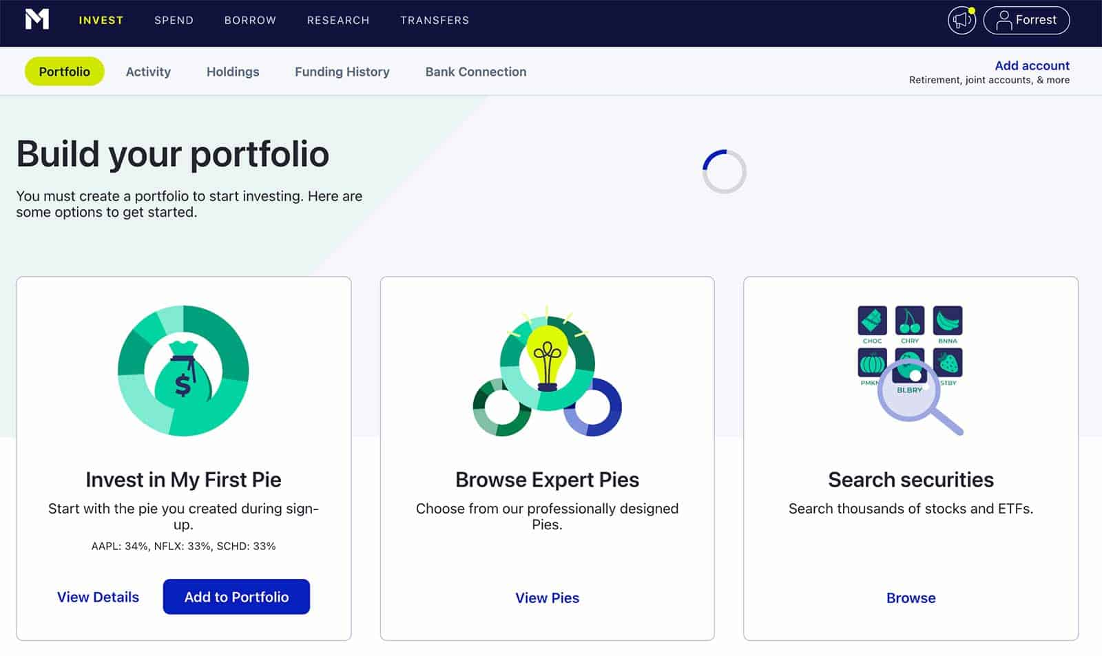 M1 Finance Overview