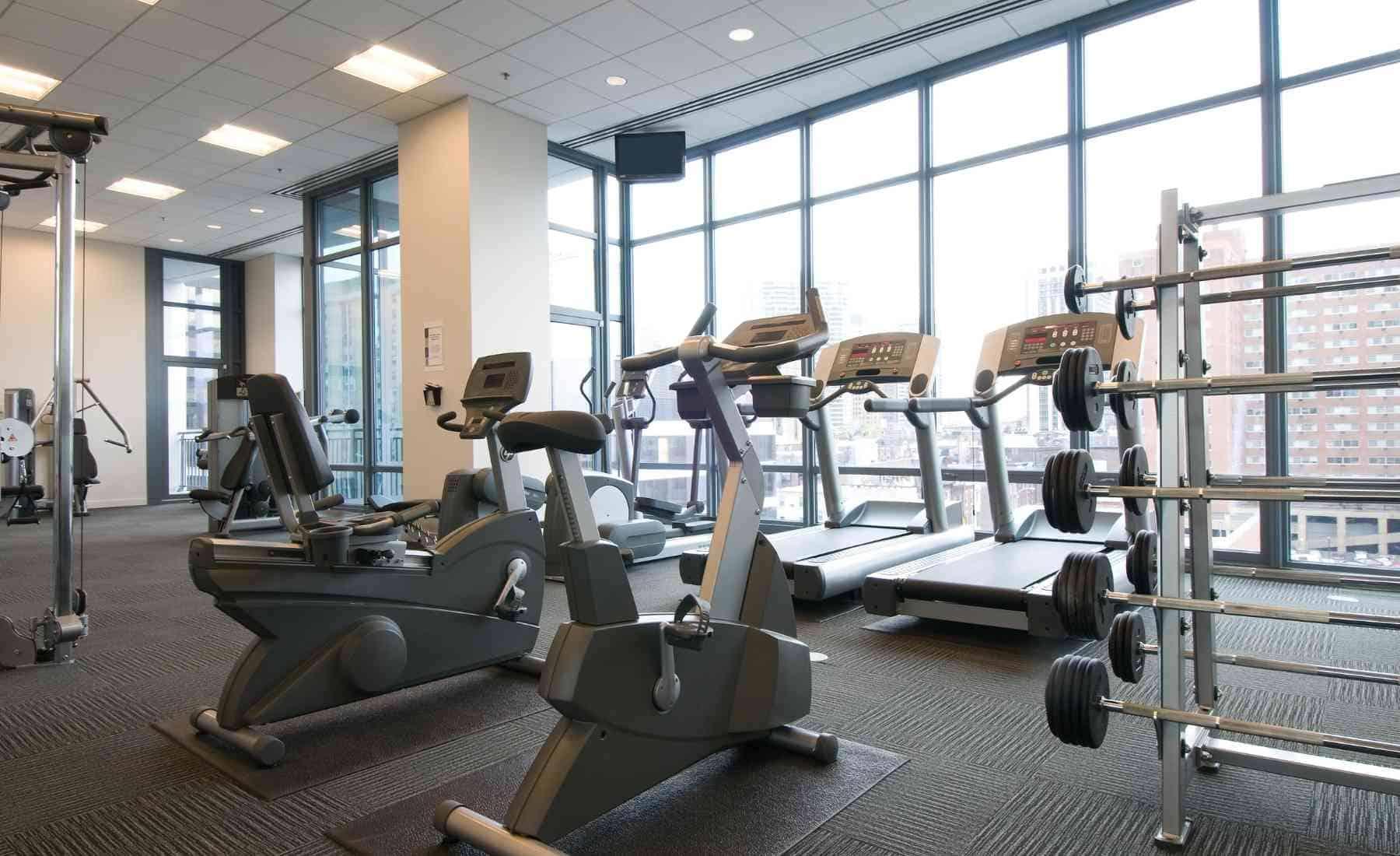 Rental Business Ideas - Gym Equipment