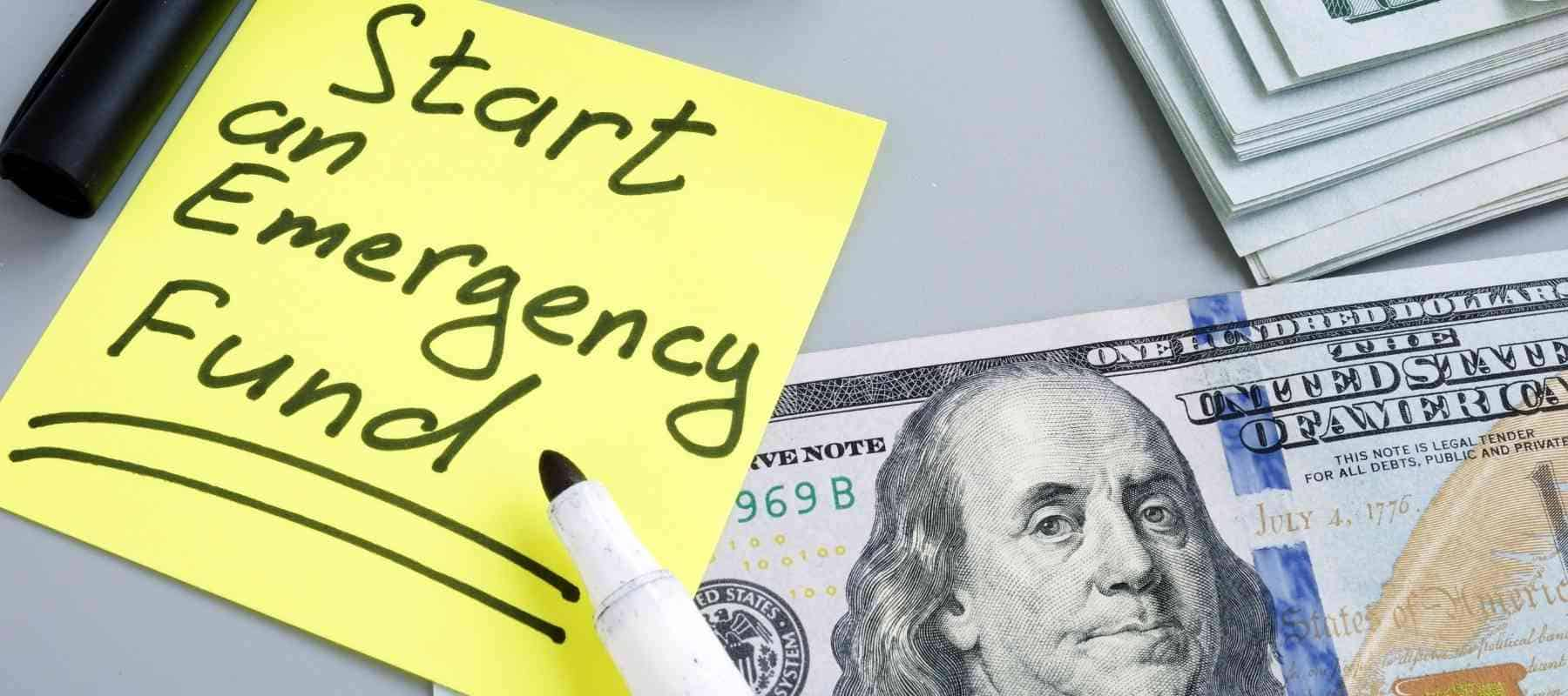 Save $10,000 in a Year - Emergency Fund