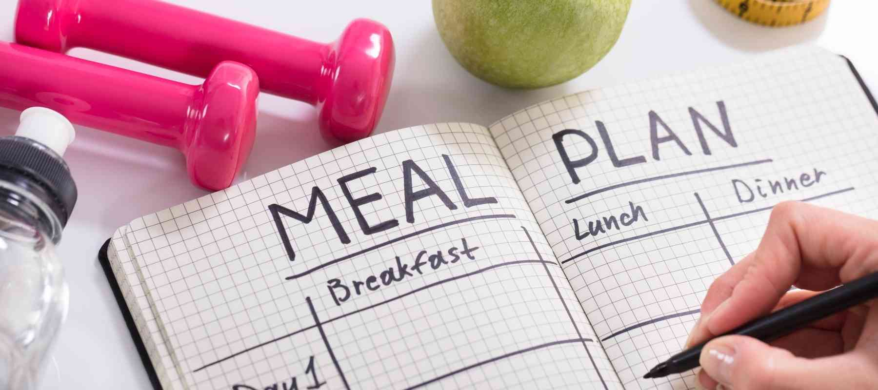 Save $10,000 in a Year - Meal Plan