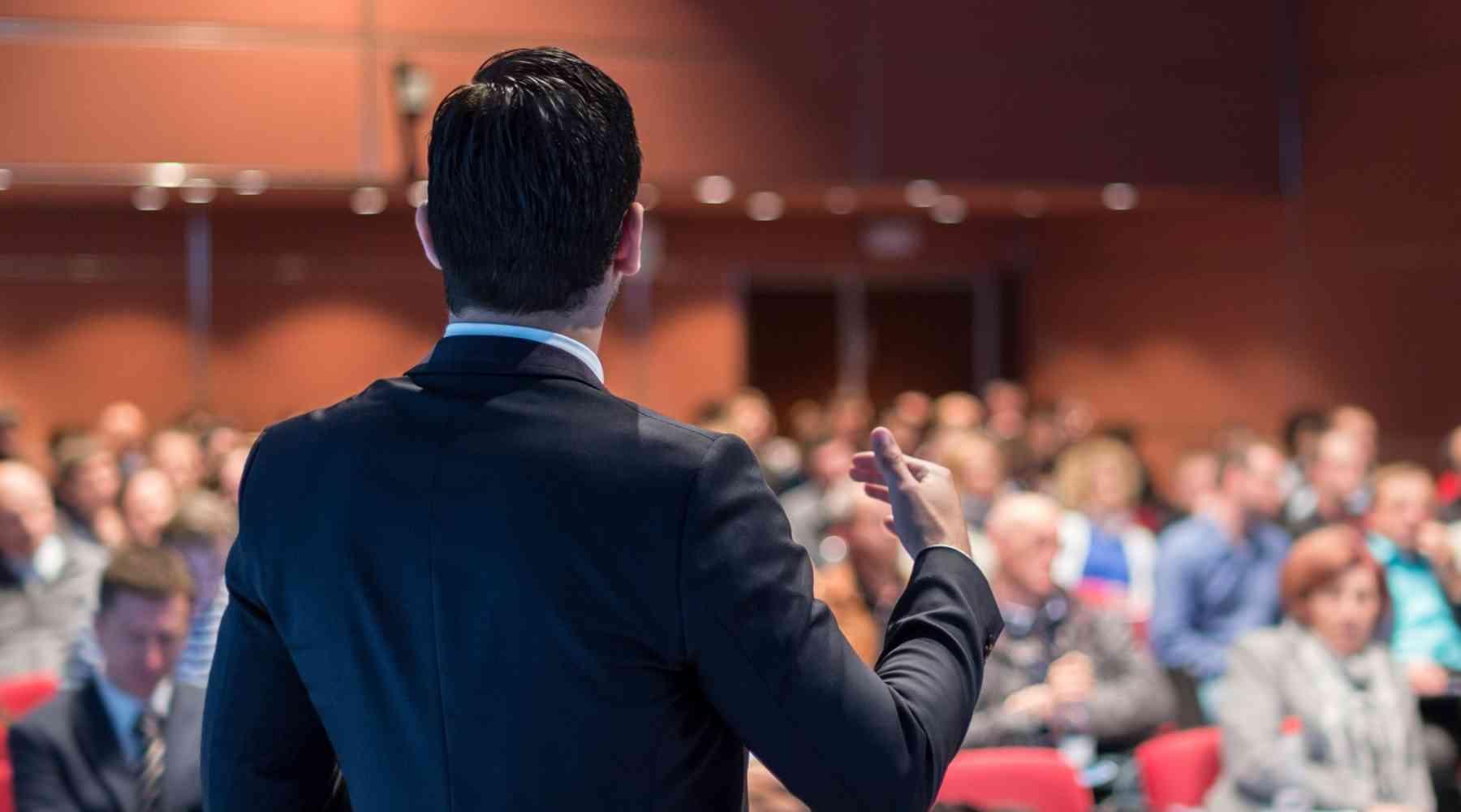 Best Jobs for Retired Teachers - Speaker