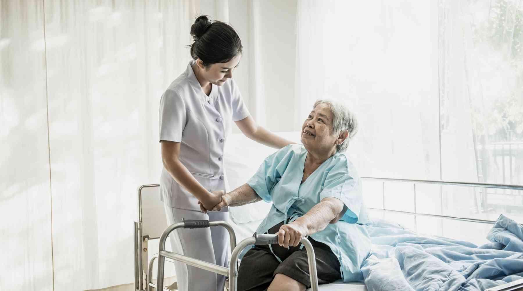 Best Side Hustles for Nurses - Caregiver
