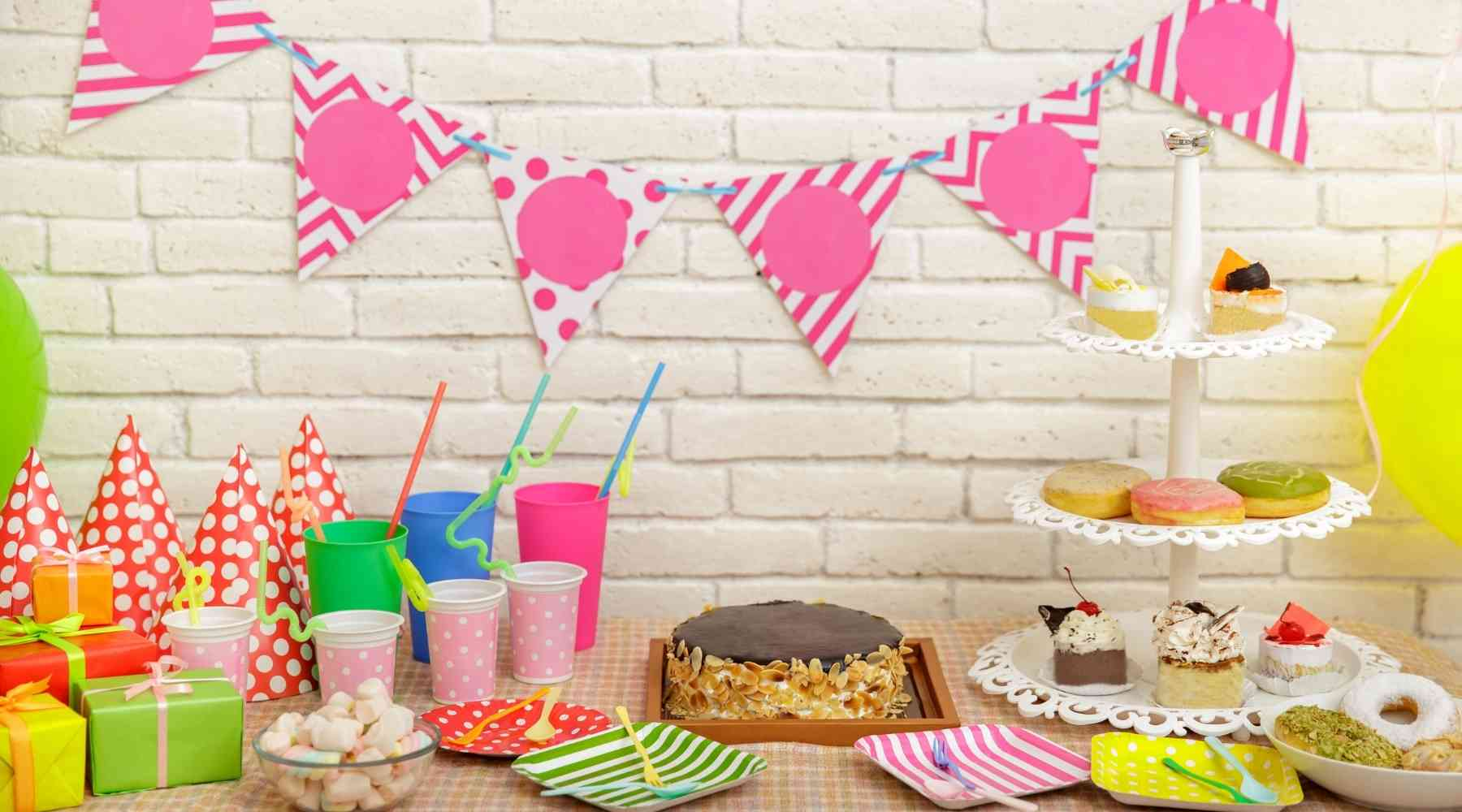 Best Things to Sell on Etsy - Party Supplies