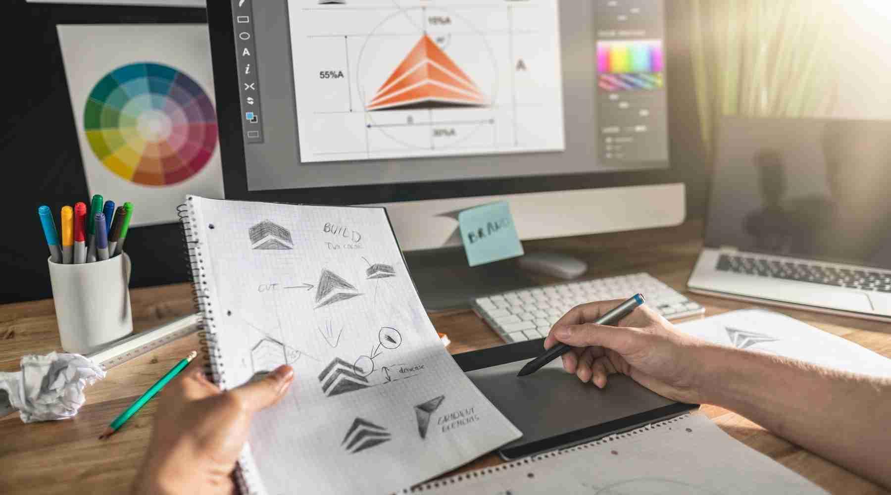 Slow Paced Jobs - Graphic Designer