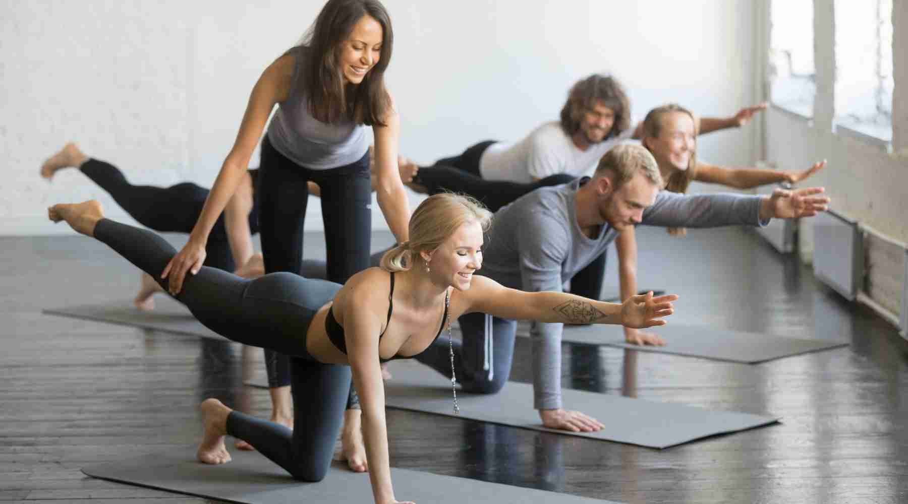 Slow Paced Jobs - Yoga