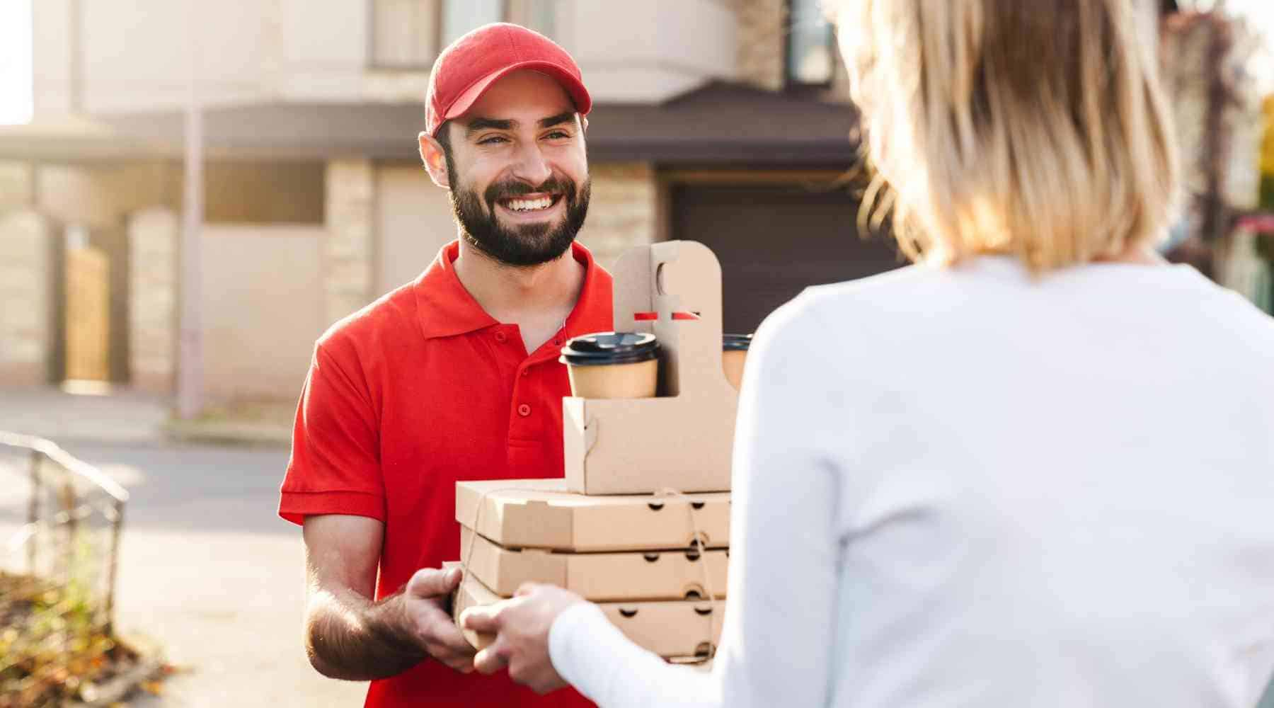 Ways to Make $100 a Day - Food Delivery