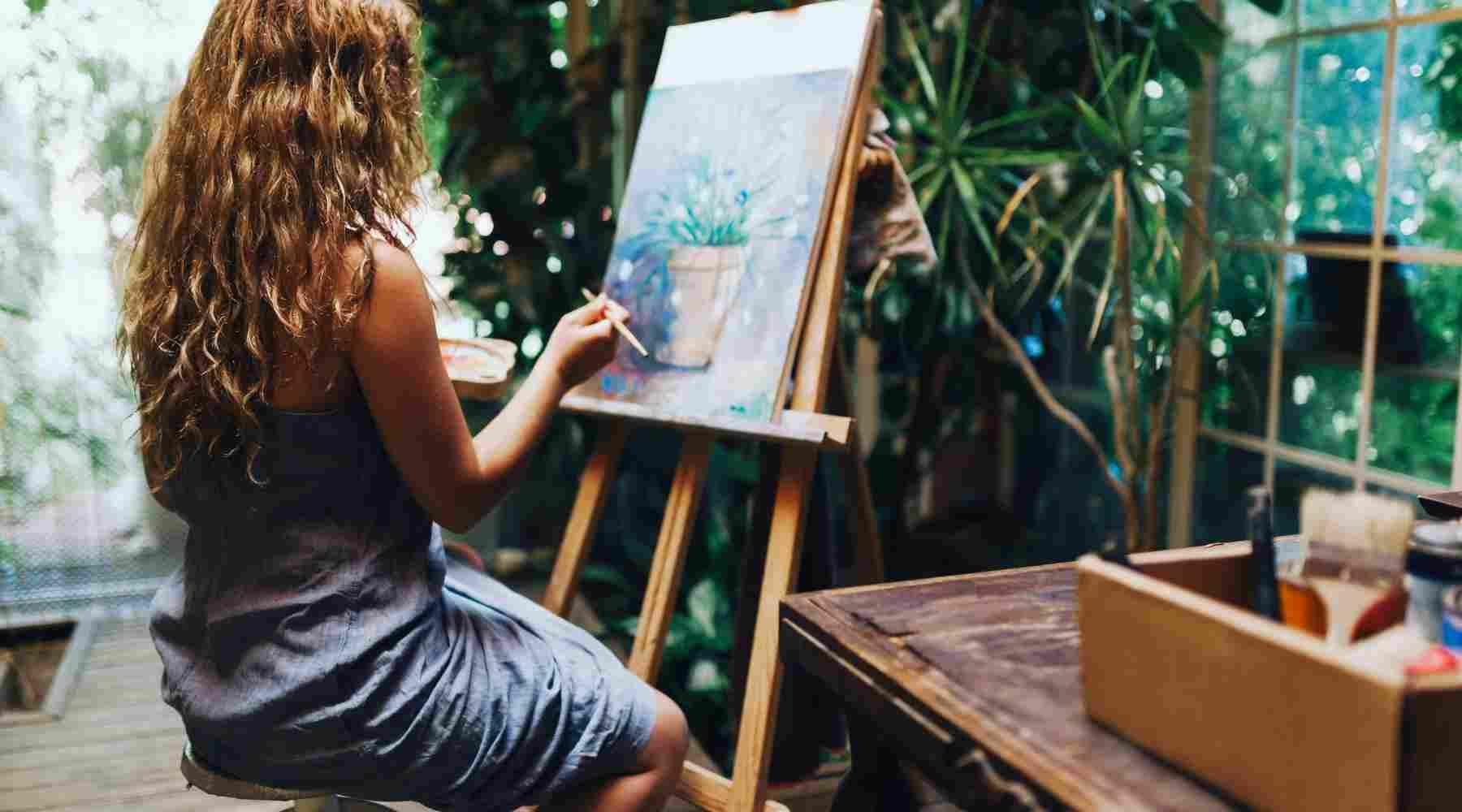Hobbies that Make Money - Painting