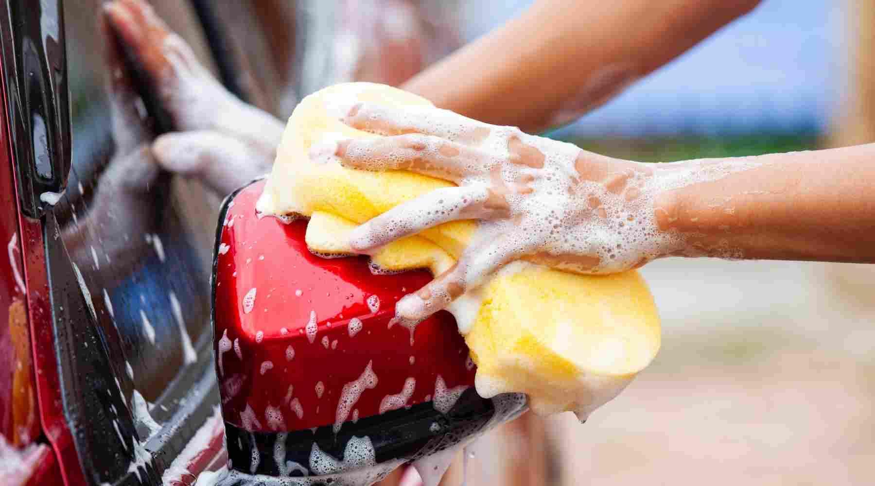 Hobbies that Make Money - Washing Cars