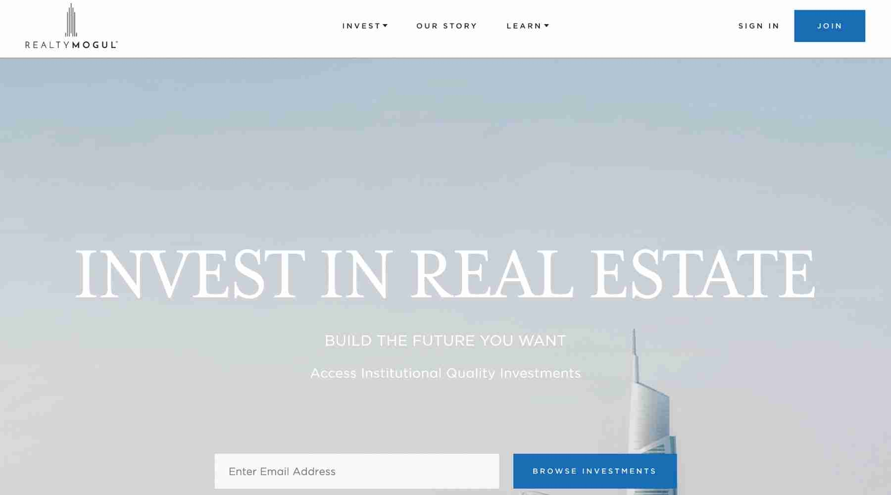 Realty Mogul Real Estate Investing