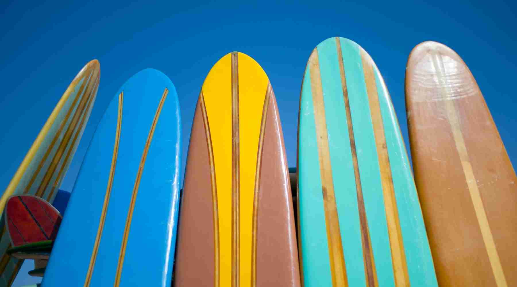 Rent Out Surf Boards