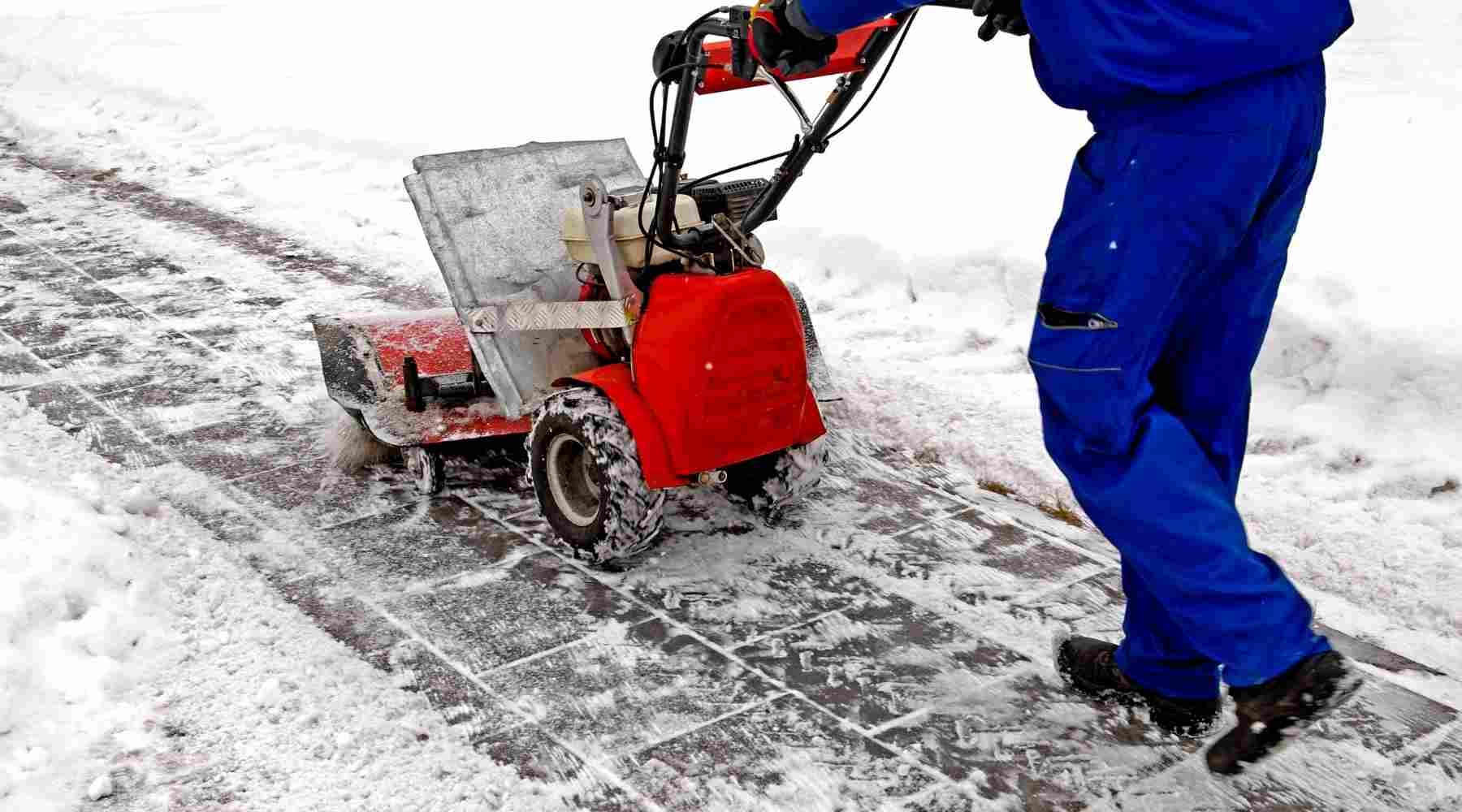 Under the Table Jobs - Snow Removal